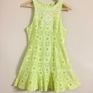 Dresses & Skirts - Light green dress