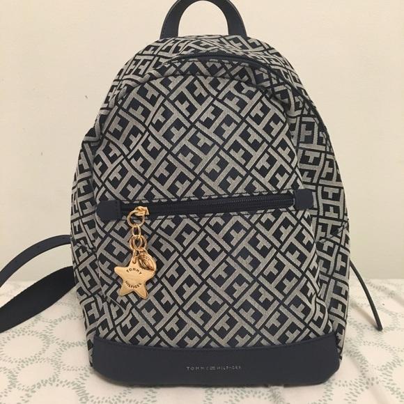 a67c658bfc7 Tommy Hilfiger Bags | Salenwot Mini Backpack | Poshmark