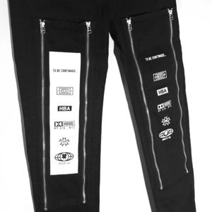 Hood by Air Other - Hood By Air Paramount Zip Up Pants
