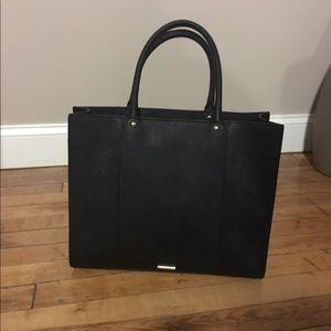 Rebecca Minkoff Handbags - Rebecca Minkoff Saffiano Leather Tote
