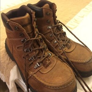 Wolverine Other - Men's Wolverine Steel Toe Boots