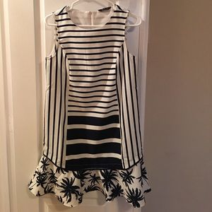 Nordstrom Palm Dress