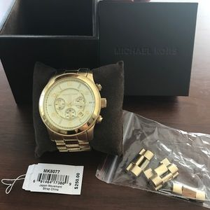 Michael Kors MK 8077 Watch