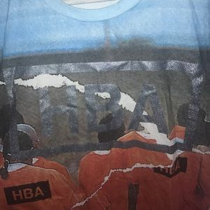 Hood by Air Other - Authentic HBA longline t shirt