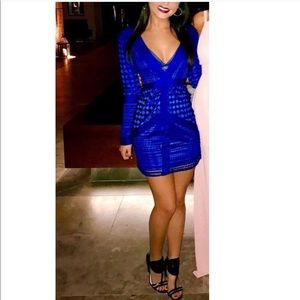 Missguided Dresses & Skirts - Royal blue💙 Missguided dress size 4