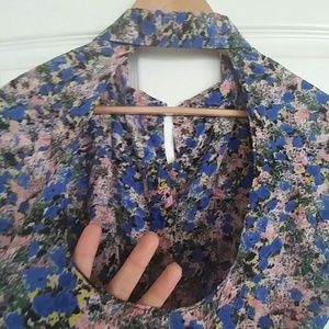 Liberty Love Tops - Floral blouse