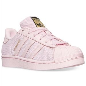 adidas Shoes - SUPERSTAR pink ADIDAS