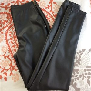 Pants - Leather pants