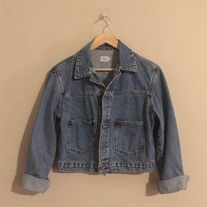 Vintage Jackets & Blazers - Vintage 90s Calvin Klein Denim Jacket