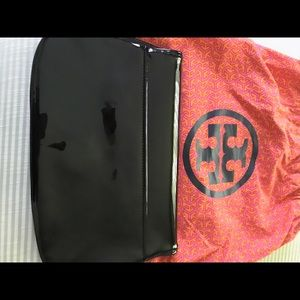 Tory Burch Bags - Tory Butch AUTHENTIC black Patent Clutch