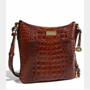 Brahmin Handbags - Brahmin Mojito Tricolored Messenger Bag