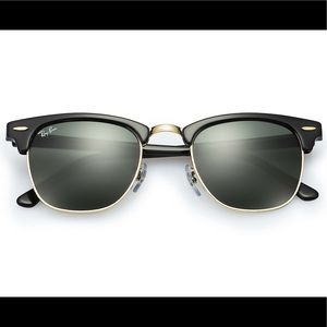 Ray-Ban Accessories - Rayban Clubmaster Sunglasses