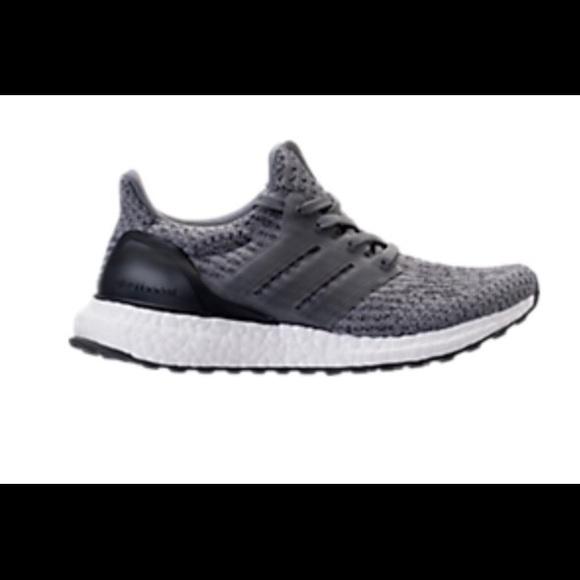 371f50d70022a Adidas ultraboost 3.0 grey size 5 boys
