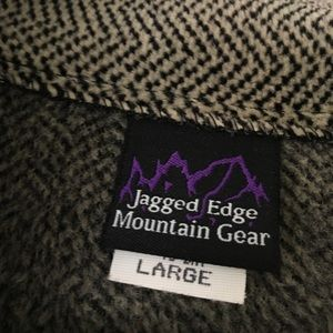 7bcd08ae Jagged Edge Mountain Gear Jackets & Coats - Jagged Edge 1/4 Zip Pullover  Jacket