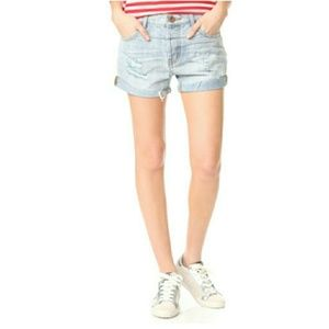 "ONE X ONETEASPOON  ""AWESOME BAGGIES"" SHORTS"