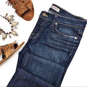 J Brand Midrise Flare Jeans