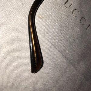 e52bd9cebf gucci Accessories - Gucci Sunglasses 4240 s Endura Gold Bamboo Aviator