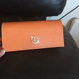 Authentic Tory Burch Sunglass Case