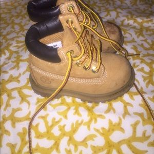 Timberland Other - Toddler classic Timberland work boots