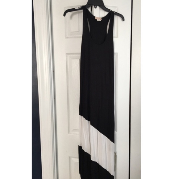 Lord Taylor Dresses Lord And Taylor Black And White Maxi Dress