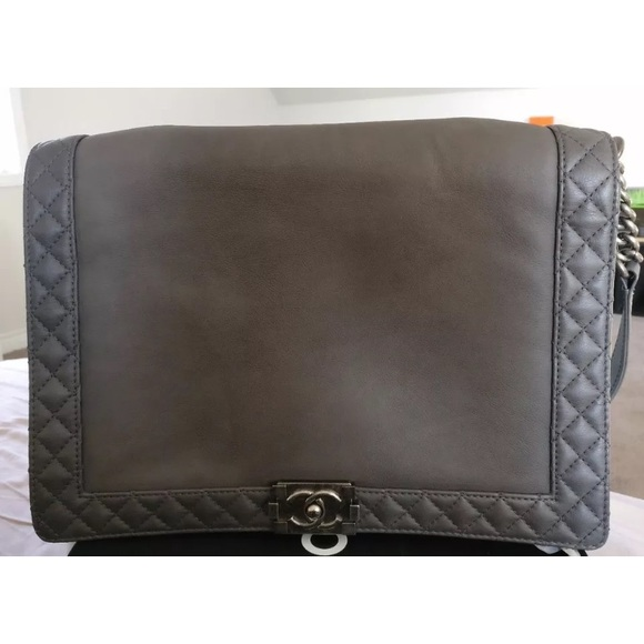 133a80984674 CHANEL Bags | Xl Le Boy Reverso Bag | Poshmark