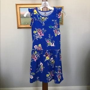 Tea Collection Other - NWOT Tea Majorelle Garden Flutter Dress size 10