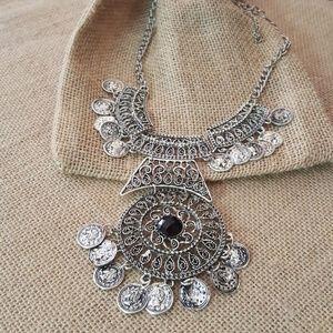Jewelry - Bohemim necklace.
