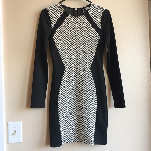 HM Long Dresses with Sleeves for Party
