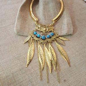 Jewelry - Tribal necklace.