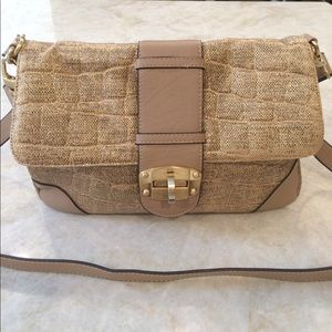 Women's Tan Over Shoulder Bag on Poshmark