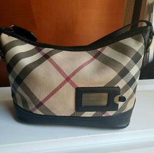HOST PICK !!!! SPECIAL EDITION  BURBERRY HOBO