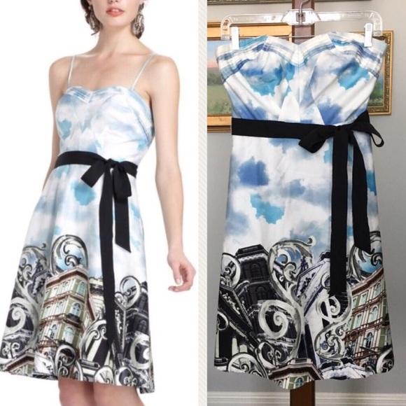 919db56577d32 Anthropologie Dresses & Skirts - Anthro Moulinette Soeurs Skyward Dress  size 2