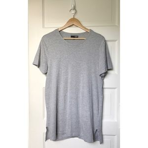 Elwood Grey T-Shirt Dress
