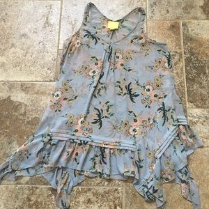 Anthropology dress/shirt