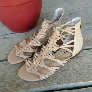 Ivanka Trump Shoes - NWOT Ivanka Trump Gladiator Sandals