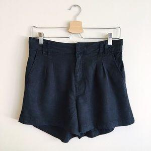 Brooklyn Industries Pants - Brooklyn Industries Black High Waisted Shorts Sz 6