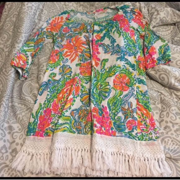 f5c14ab2b0d7b Lilly Pulitzer Dresses   Skirts - Alia beach cover up
