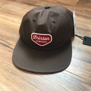 Brixton Other - Brixton snap back cap hat dad
