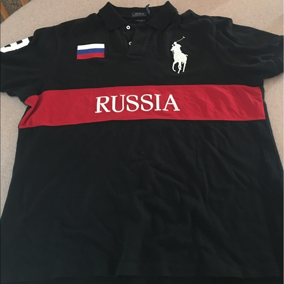 Russia Rare 3 Lauren Polo Ralph Xl Big Pony 3JuT15lFKc