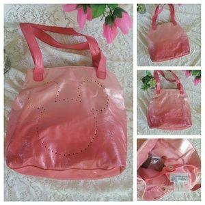 Disneyland Handbags - PINK DISNEYLAND RESORT TOTE BAG