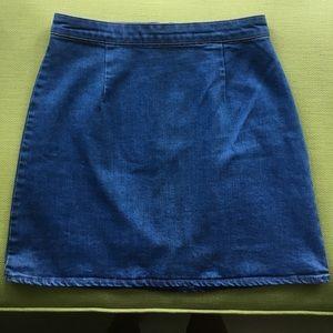 ASOS Dresses & Skirts - denim skirt
