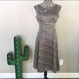 Tocca Dresses & Skirts - Grecian print Silk Tocca A-line sleeveless dress