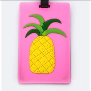 Accessories - Pineapple Luggage Tag
