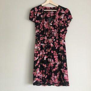 Reformation Keene Dress in Rosebloom - Size 8 NWT