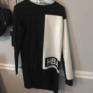 Hood by Air Tops - Hood By Air Long sleeve shirt/shirt-dress