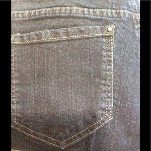 Denim - Ethyl jeans.