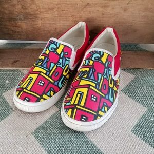 Bucket Feet Shoes - {Bucketfeet} Vidaboa slip on  shoe Size 7