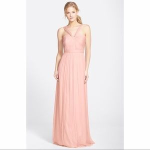 Amsale Dresses & Skirts - SALE Amsale🌷 Bridesmaid Dress in Blush