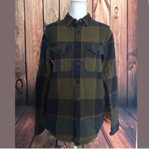 Heavy 10deep flannel Plaid shirt