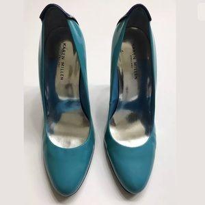 Karen Millen Shoes - Karen Millen Patent Leather Pumps 37